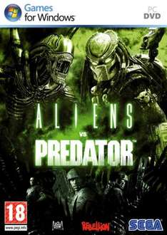 Aliens Vs Predator For PC - Download - £3 *With Code* @ Direct 2 Drive