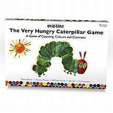 Very Hungry Caterpillar Board Game £4.99 *Reserve & Collect* @ Sainsburys