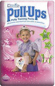 Huggies Pull-Ups Girls or Boys - All Sizes - Includes Night time - £5.48 BOGOF at Tesco