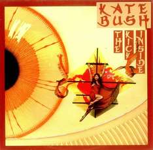 Kate Bush: Kick Inside (CD) - £2.99 @ Play