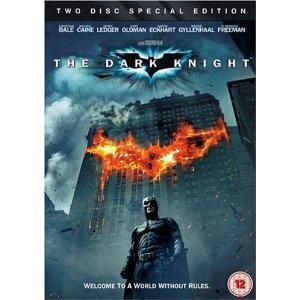 The Dark Knight (DVD) (2 Disc) - £2.99 @ Amazon
