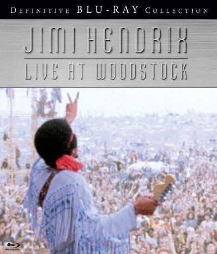 Jimi Hendrix: Live At Woodstock (Blu-ray) - £5 Instore @ Fopp