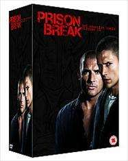 Prison Break - Series 1-4 - Complete - £30 Delivered @ Tesco Entertainment