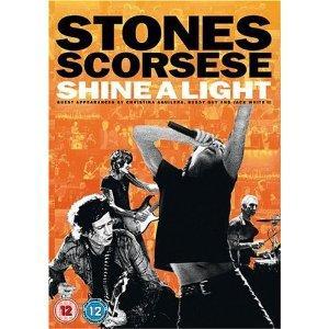 The Rolling Stones: Shine A Light (DVD) - £4.93 @ Amazon