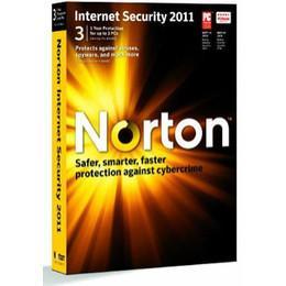 Symantec Norton Internet Security 2011 (PC) - 3 User Edition £22.98 Delivered @  Saverpoint
