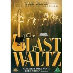 The Last Waltz: Collector's Edition (DVD) - £2.99 @ Play & Amazon