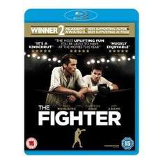 *PRE ORDER* The Fighter (Blu-ray) - £12.99 Online & Instore @ Blockbuster