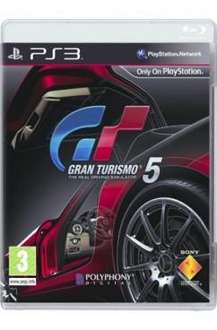 *PREOWNED* Gran Turismo 5 For PS3 - £25 Delivered @ CeX