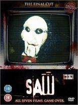 Saw: The Final Cut Collection (DVD) - £24.96 @ Blockbuster