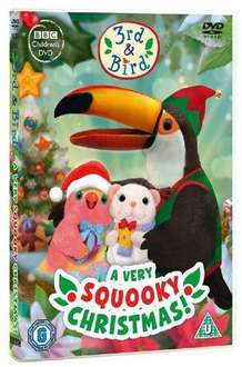3rd and Bird: A Very Squooky Christmas (DVD) - 49p @ Choices UK
