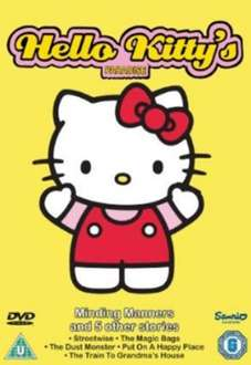 Hello Kitty: Hello Kitty's Paradise / Minding Manners And...(DVD) - £1.99 @ Choices UK