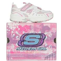 Sketchers Girls Trainers Size 4 to 9 - £9.99 @ The Hut