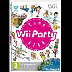 Wii Party Solus - £17.99 Delivered @ Sainsburys Entertainment
