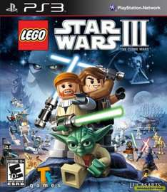 Lego Star Wars 3: The Clone Wars For PS3 - £27.85 Delivered *Using Voucher Code* @ The Hut