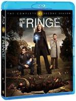 Fringe: Season 2 (Blu-ray) - £25.39 @ Base