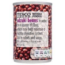 Tesco Wholefoods Adzuki Beans 18p (reduced from 74p)