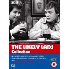 The Likely Lads Collection (6 Disc DVD Boxset) only £5.99 delivered @ Bee