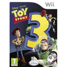 Toy Story 3 For Nintendo Wii - £13.68 Delivered @ Amazon