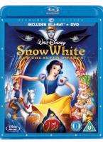 Snow White And The Seven Dwarfs: Diamond Edition (3 Disc Boxset) - Combi Pack (2 BluRay & DVD) (Blu-ray) £8.99 delivered @ Bee