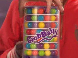 Trends WobBally Game (like Jenga but with Balls) £6.54 at Amazon