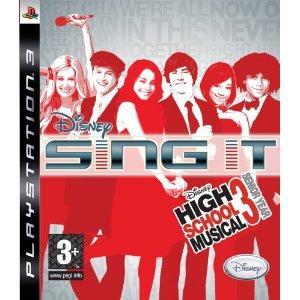 Disney Sing It: High School Musical 3 Senior Year (Solus) (PS3) - £1.95 @ Amazon