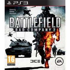 Battlefield Bad Company 2 For PS3 - £15.99 Delivered @ Amazon