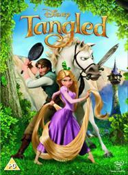 *PRE ORDER* Disney Tangled (DVD) - £11.97 @ Tesco Entertainment