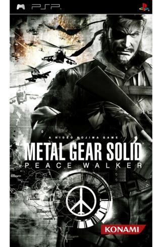 Metal Gear Solid Peace Walker (PSP) - £8.99 @ Play