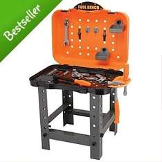 Portable Workbench - Was £15 Bow £7.50 *Delivered To Store* @ Asda