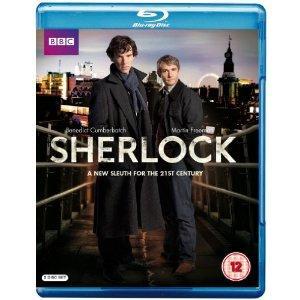 Sherlock: Series 1 (BBC) (Blu-ray) - £8.99 @ Amazon