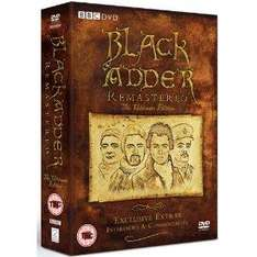 Blackadder Remastered: Ultimate Edition Box Set (DVD) (6 Disc) - £17.99 @ HMV