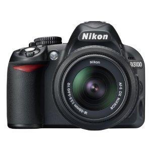Nikon D3100 18-55 VR Kit - Entry Level DSLR - £417.99 Delivered *£40 Cashback From Nikon* @ Amazon
