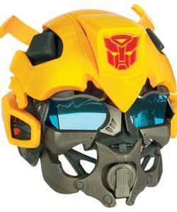 Transformers Bumblebee Helmet - Was £39.99 Now £16.99 *Reserve & Collect* @ Argos