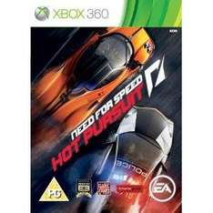 Need For Speed: Hot Pursuit For Xbox 360 & PS3 -  £20.99 Delivered  @ Amazon