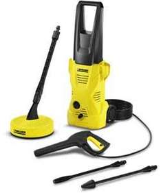 Karcher K2.300 T50 1400W Pressure Washer + extra 15% off today £84.99 @ Homebase