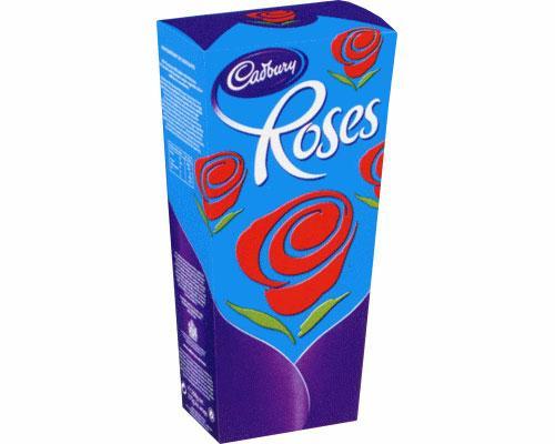 Cadburys Roses Chocolates £1 Instore Tesco's