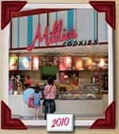 Millies Cookies.BOGOFF at manchester trafford centre £2.99 - 6+6free