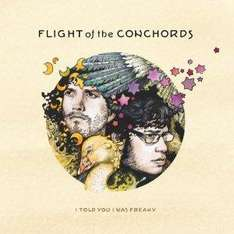 Flights of The Conchords: I Told You I Was Freaky (CD) - £5.90 @ Amazon