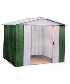 6 x 4 Apex Metal Garden Shed £101.99 @Argos with code 'SHED15' (+ delivery £8.95)