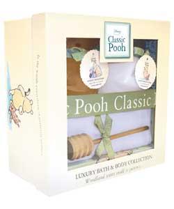 Classic Winnie The Pooh Toiletries Box Gift Set - £5.09 @ Argos