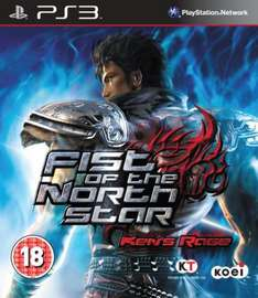 Fist of The North Star Kens Rage For  PS3 - £17.95 @ Zavvi