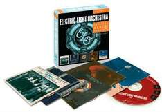 Electric Light Orchestra: Original Album Classics: On The Third Day / Face The Music / A New World Record / Discovery / Time) (CD) (5 Disc) - £13.29 @ Base