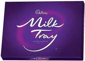 Cadbury Milk Tray 600g (BIG BOX) was £10.00 now £5.00 @ Morrisons
