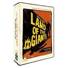 Land of The Giants: Complete Series One (DVD) (7 Disc) - £24.93 @ Amazon