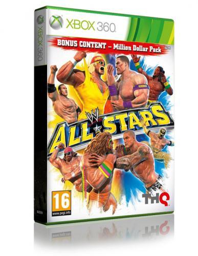 *PRE ORDER* WWE Allstars Limited Editon For Xbox 360 & PS3 - £29.86 Delivered @ Shopto