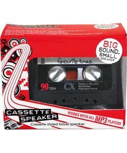Cassette Speaker MP3 Player - £7.40 @ Argos