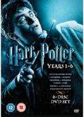 Harry Potter Years 1-6 (DVD) - £13.99 @ Sainsburys Entertainment