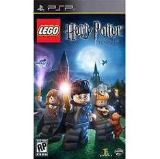 Lego Harry Potter: Years 1-4 (PSP) - £7.95 @ John Lewis (Online & Instore)