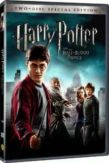 *PRE ORDER* Harry Potter And The Deathly Hallows Part 1 (DVD)  (2 Disc) - £9.99 @ Amazon