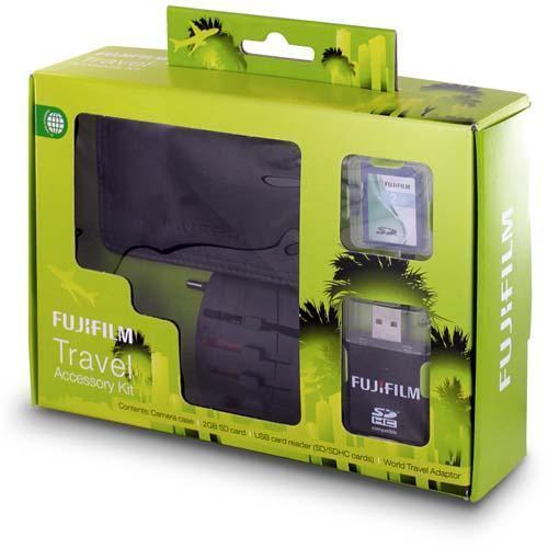 Fujifilm JZ Series Travel Accessory Kit - Inc 2GB SD - £4.95 @ Jessops